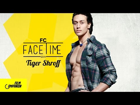 Tiger Shroff Interview | Anupama Chopra | Face Time