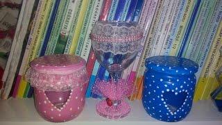 Jar Decorating