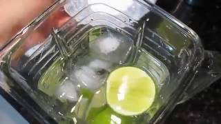 Receta Limonada Natural (Limon con Cascara) - Limonada Michelada