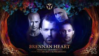 Brennan Heart pres. I AM HARDSTYLE @ Tomorrowland NYE 2020 (FULL AUDIO SET)