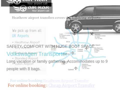 Cheap Airport Transfer | Airport Transfers London | london Airport Transfers