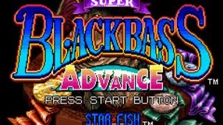 I Try: Super Black Bass Advance (GBA)