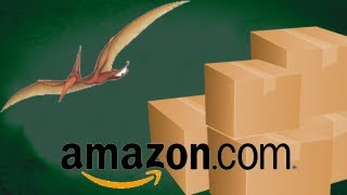 Attacked By Pterodactyl - Amazon Prank Call