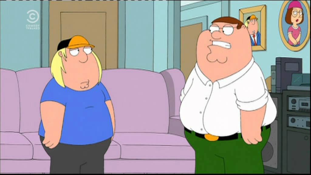 Comedy Central Family Guy