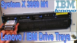Lenovo / IBM and others manufacturers drive trays - 166