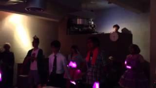 中川翔子さんの名曲、「空色デイズ」を、秋葉原のライヴで歌ってみた。