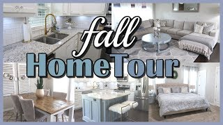 NEW FALL HOME TOUR 2019 | ENTIRE HOUSE TOUR | UPDATED HOUSE TOUR