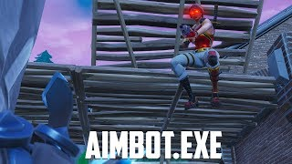 AIMBOT. EXE - Apex/Fortnite Funny Moments!