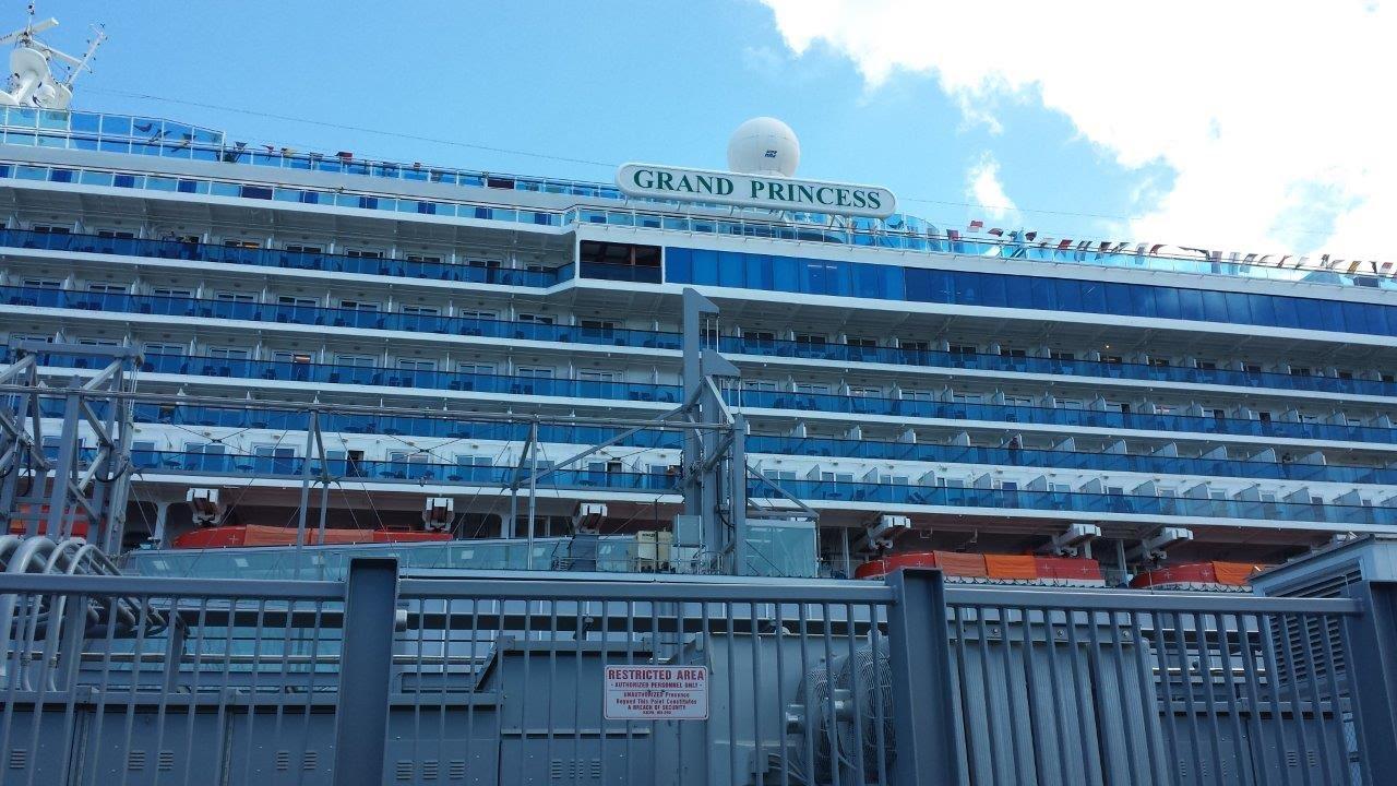 New Cruise Ship Terminal Opening San Francisco YouTube - Cruise ships from san francisco