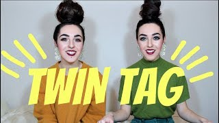 TWIN TAG (Periods, Dating, Telepathy, Jealousy)