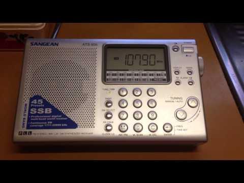 Show Radio 107.9FM Test Transmission. Sydney Royal Easter Show radio station.