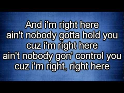 Justin Bieber - Right Here (Lyrics) Ft. Drake