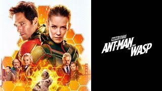 Ant-Man and The Wasp   Ending Credits - Soundtrack