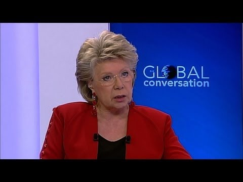 European Commission's Viviane Reding says freedom of movement 'not up for negotiation'