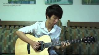 Tae Yang) Wedding Dress   Sungha Jung Acoustic Tabs Guitar Pro 6