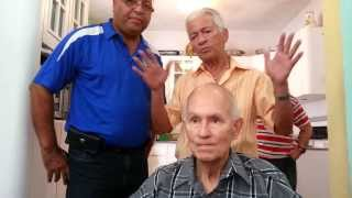 Repeat youtube video Visita a Jose Amador Avilés