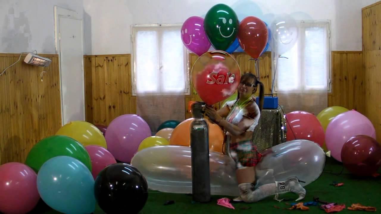 Ballon Fetisch