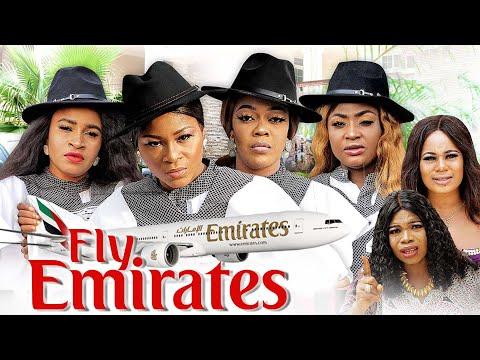 FLY EMIRATES 1&2 (New Trending Movie) Destiny Etiko| LizzyGold 2021 LATEST NIGERIAN MOVIE/ NOLLYWOOD