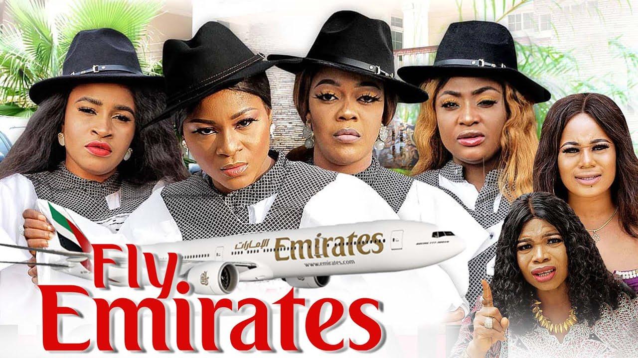 Download FLY EMIRATES 1&2 (New Trending Movie) Destiny Etiko| LizzyGold 2021 LATEST NIGERIAN MOVIE/ NOLLYWOOD