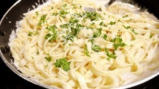 Receta Salsa Alfredo para Pasta