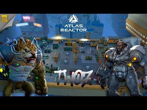 видео: [Игры от Еврея] - atlas reactor