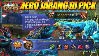 NYOBA HERO JARANG DI PICK | LO WAJIB COBA NOW!!!!!!