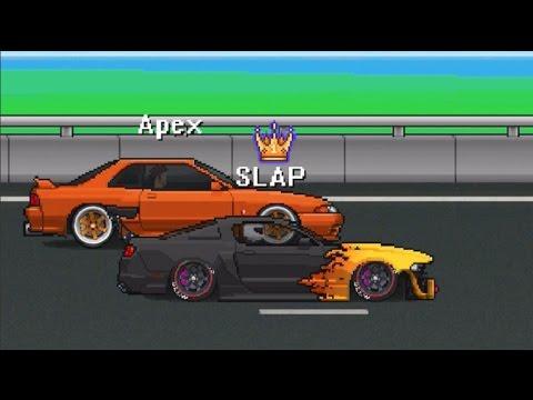 Pixel Car Racer UPDATE!! New Cars/Bodykits/Rims - Mustang Build!! | SLAPTrain