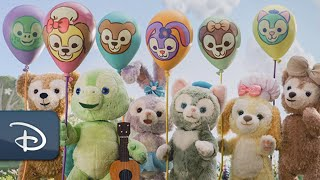 A 'Spring Surprise' From Duffy The Disney Bear & Friends | Disney Parks