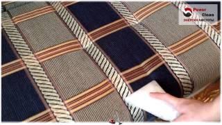Химчистка мягкой мебели(Профессиональная химчистка чехла дивана. Специалист при помощи оборудования легко справляется с пятнами..., 2013-10-04T14:06:21.000Z)
