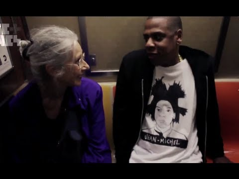 Download Jay-Z Introduces Himself to Woman on Subway Pictures