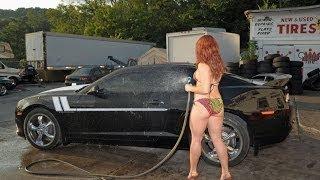 Sexy Car Wash 1