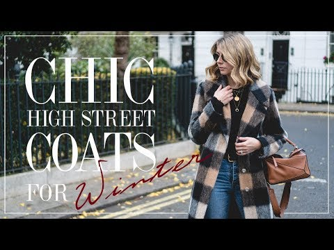 10 Chic High Street Coats for Winter | Coat Haul