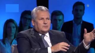 Prezydent KWAŚNIEWSKI OPOWIADA O DOMÓWKACH || Wywiady na fazie #1 Kabaret Czwarta Fala