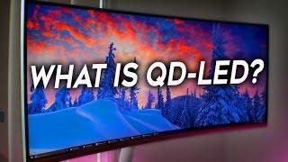 "34"" Samsung CF791 QD-LED Monitor Review - What is Quantum Dot LED Technology?"