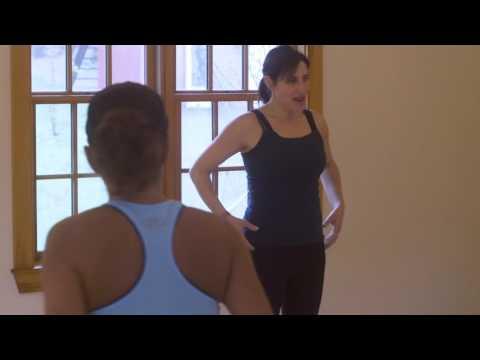 Elizabeth's Sunrise Yoga Class