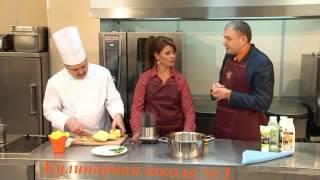Ананасовый сорбет- вкусные рецепты от Faberlic!