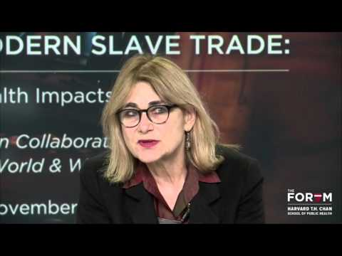 The Modern Slave Trade: Public Health Impacts | The Forum at HSPH