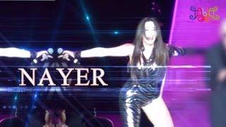 """بالفيديو.. برومو حفل النجمة الأمريكية NAYER في الساحل الشمالي يُشعل """"فيسبوك"""""""