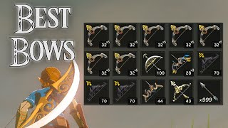 BotW Best Bows | What, Why & Where
