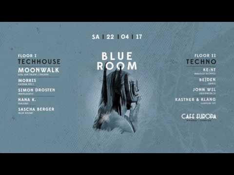 John Wil @ Blue Room feat. Moonwalk / Cafe Europa Bielefeld (22.04.17)