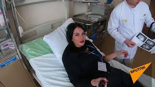 Гламурная поездка в больницу с Ахриком Цвейбой