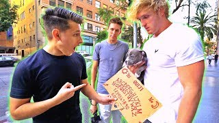 HOMELESS MAN GAVE ME THIS... **MUST WATCH**