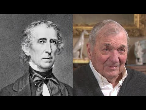 How President Tyler, born in 1790, still...