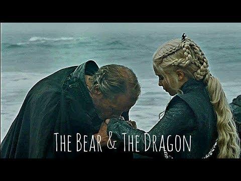 (GoT) Jorah & Daenerys    The Bear And The Dragon