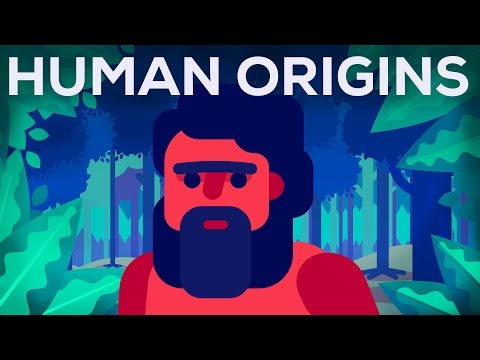 Thumbnail: What Happened Before History? Human Origins