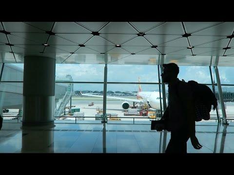 HONG KONG BORDER RUN (WITH THAI VISA INFO) | DIGITAL NOMAD VLOG 12