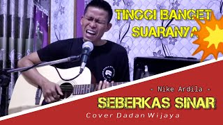 Seberkas Sinar - Nike Ardila (video lirik) cover dadan wijaya