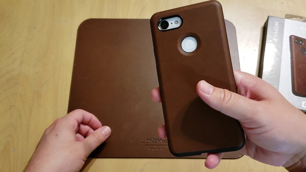 official photos 07e11 ed296 Nomad Rugged Case for the Pixel 3/3XL
