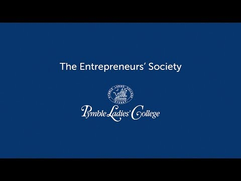 The Entrepreneurs' Society | Pymble Ladies' College