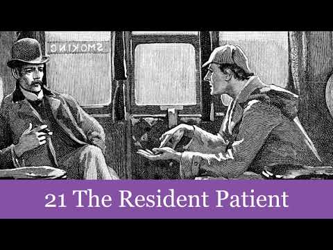 A Sherlock Holmes Adventure: The Resident Patient Audiobook